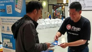 iREAP POS Event Jakarta Startup 2016
