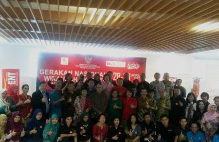iREAP POS Berpartisipasi Dalam Acara Gerakan Nasional Wirausaha Kreatif Naik Kelas 2017