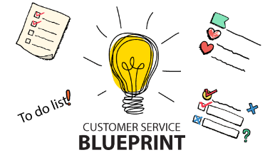 article customer service blueprint NEWS - by -Djoko Kurniawan