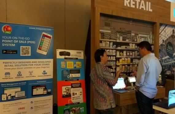 iREAP POS in Epson Solutin Day 2017