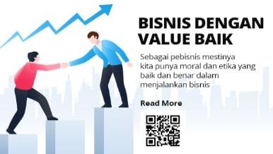 iREAP POS News & Tips - Bisnis Dengan Value Baik