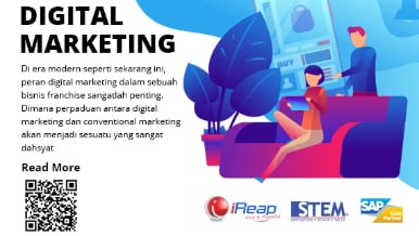 iREAP POS News - BRAND BISA VIRAL LEWAT DIGITAL MARKETING