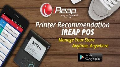 iREAP POS List Printer Recommendation