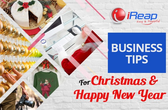 tips on business opportunities that you can run towards the new Christmas & Year Celebration from iREAP