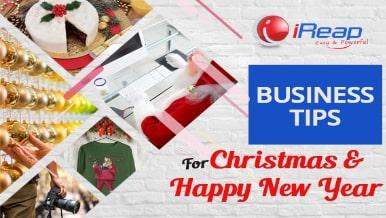 Tips peluang bisnis yang dapat anda jalankan menjelang Natal & Tahun baru dari iREAP