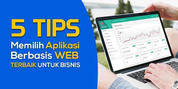 5 Tips Memilih Aplikasi Kasir Berbasis Web Terbaik untuk Bisnis