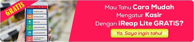 Aplikasi kasir gratis untuk UMKM