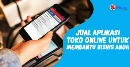 jual aplikasi toko online untuk membantu bisnis anda