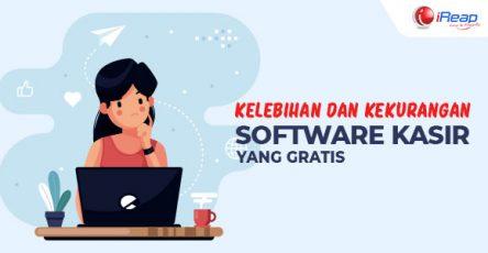 Kelebihan dan kekurangan software kasir yang gratis