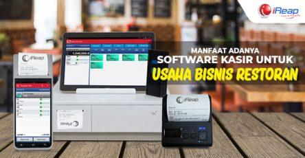 Manfaat adanya software kasir untuk bisnis restoran