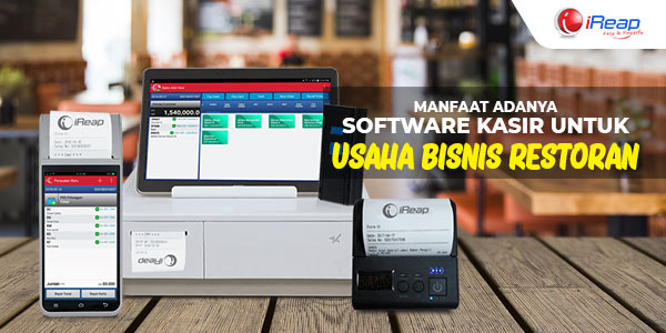 Benefits of Cashier Software for Restaurant Businesses