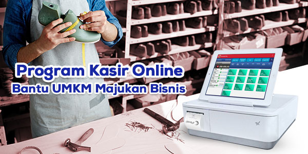Online Cashier Program Helps MSMEs Promote Business