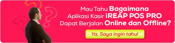 Pilih Aplikasi Kasir Online vs Offline
