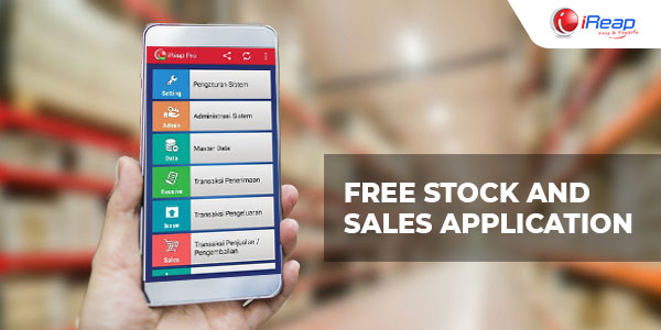 Free Stock and Sales Applications