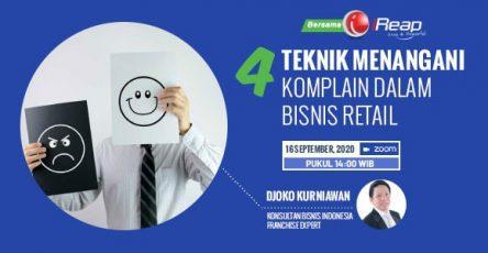 4 Teknik Menangani Komplain Dalam Bisnis Retail