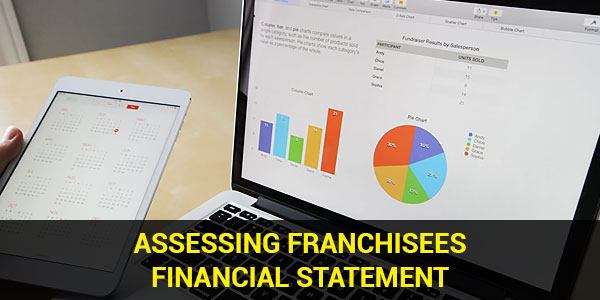 Assessing Franchisees Financial Statement