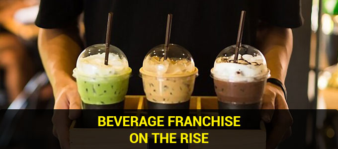 Beverage Franchise on The Rise