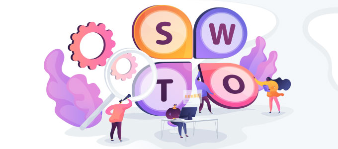 Factors in a SWOT Analysis