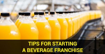 Tips for Starting a Beverage Franchise