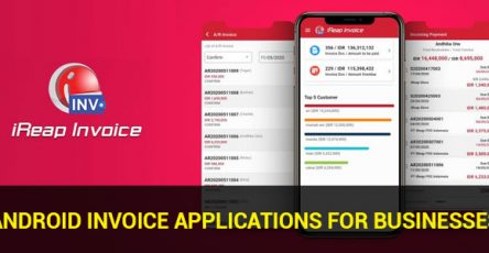 android invoice application
