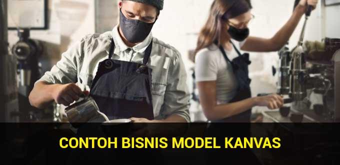 Contoh Bisnis Model Kanvas
