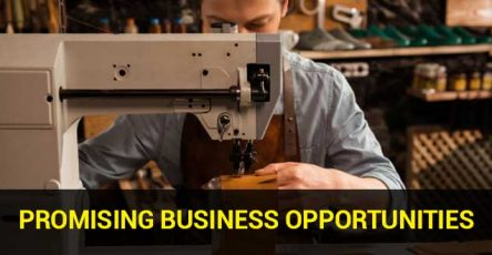 promising business opportunities image