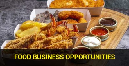 Food Business Opportunities