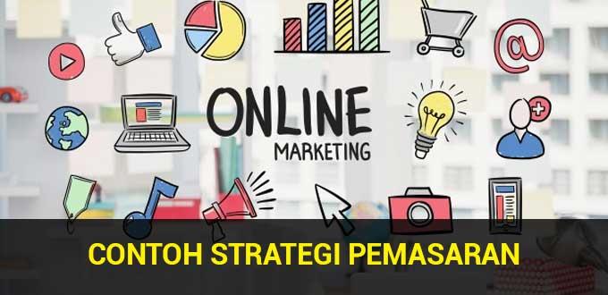 Contoh Strategi Pemasaran Brand Ternama