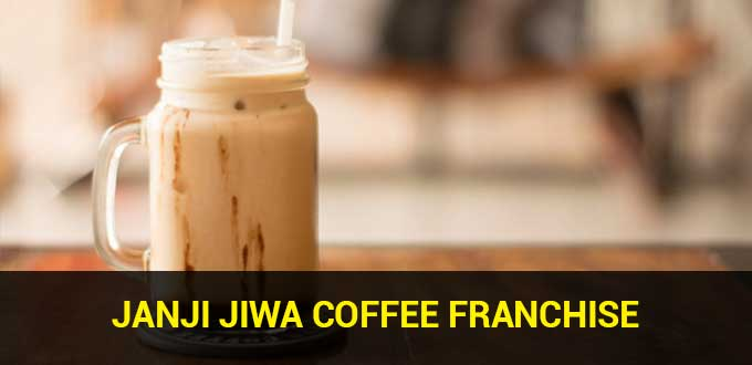 janji jiwa coffee franchise