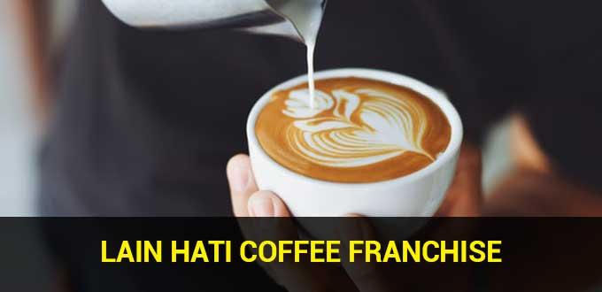 lain hati coffee franchise