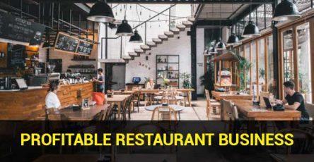 profitable restaurant business