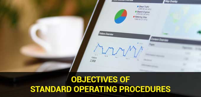 objectives of standard operating procedures