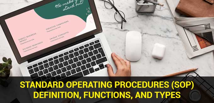 standard operating procedures definition functions and types
